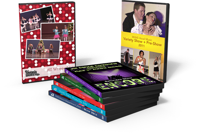 Golding Productions Event DVDs Available for Purchase