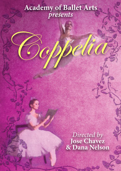Academy of Ballet Arts — Coppelia 2012