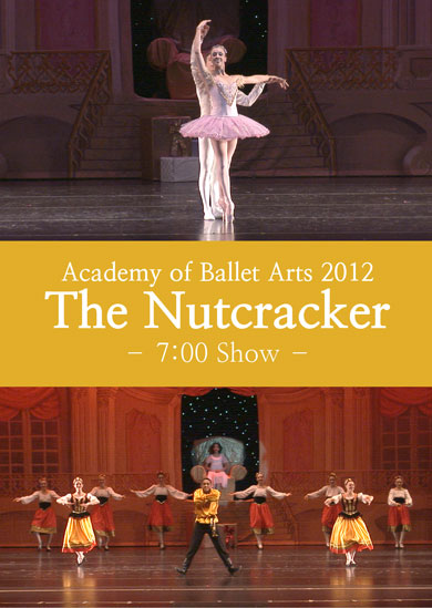 Academy of Ballet Arts — Nutcracker 2012 (Saturday Evening)