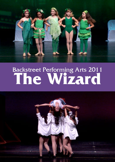 Backstreet Performing Arts — Summer 2011