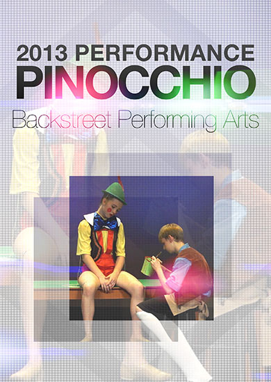 Backstreet Performing Arts — Summer 2013