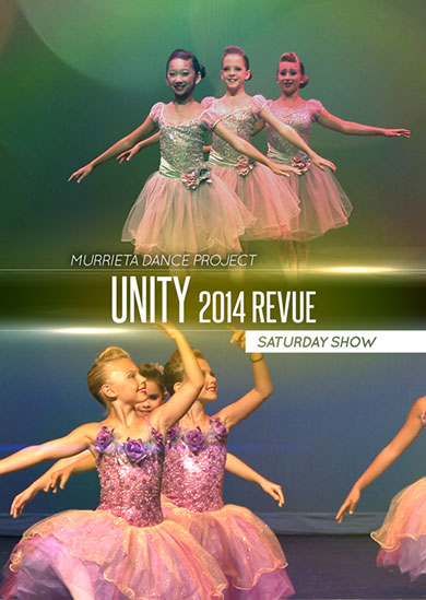 Murrieta Dance Project Annual Revue 2014 (Saturday)