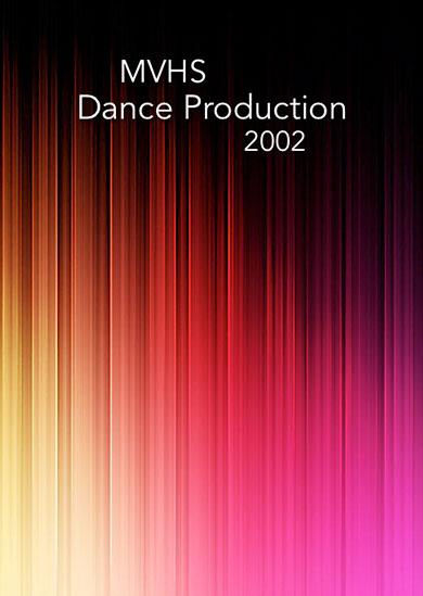 Dance Production 2002