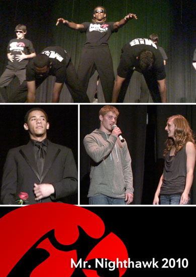 MVHS Mr. Nighthawk 2010 DVD