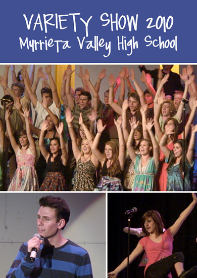 MVHS Variety Show 2010