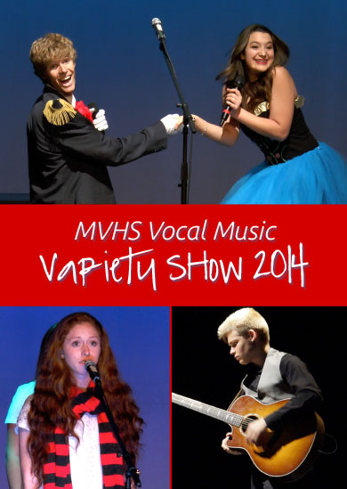 MVHS Variety Show 2014