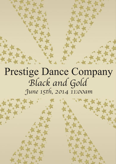 Prestige Dance Co. 2014 — (11:00am Show)