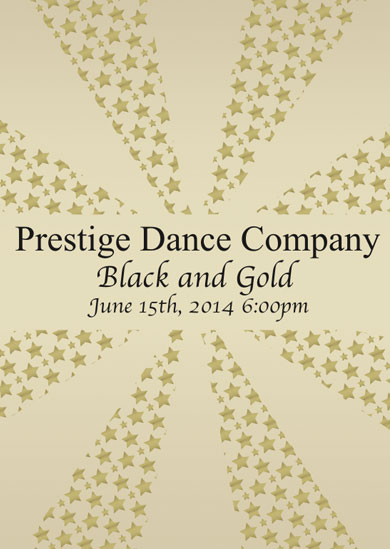 Prestige Dance Co. 2014 — (6:00pm Show)
