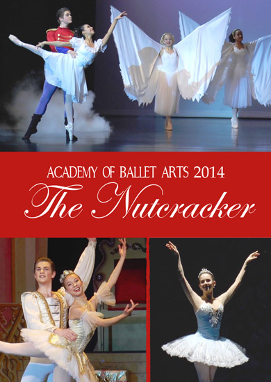 Academy of Ballet Arts — Nutcracker 2014