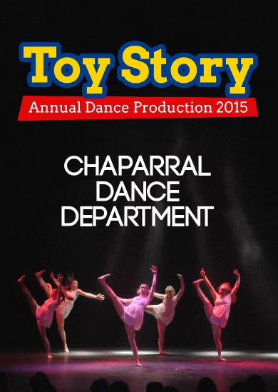 Chaparral High School Dance Production 2015