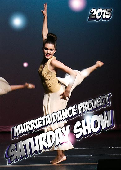 Murrieta Dance Project Annual Revue 2015 (Saturday)