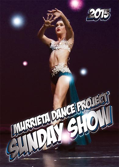 Murrieta Dance Project Annual Revue 2015 (Sunday)