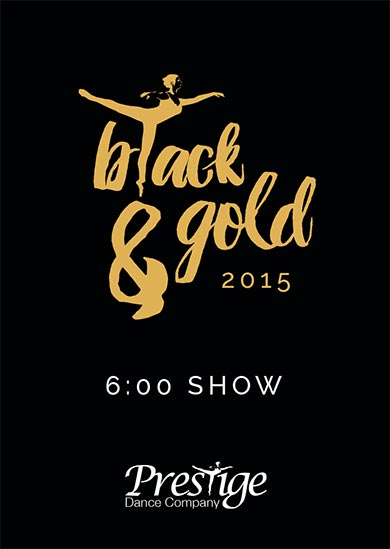 Prestige Dance Co. 2015 — (6:00pm Show)