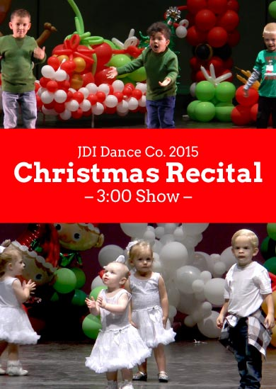 JDI Dance Co. 2015 — Winter (3:00 Show)