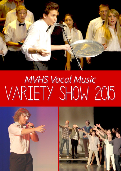 MVHS Variety Show 2015