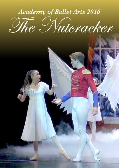 Academy of Ballet Arts — Nutcracker 2016