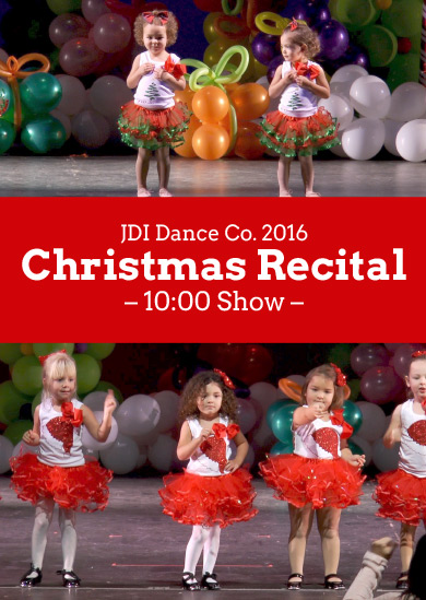JDI Dance Co. 2016 — Winter (10:00am Show)