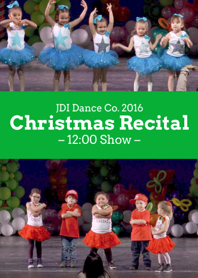 JDI Dance Co. 2016 — Winter (12:00pm Show)