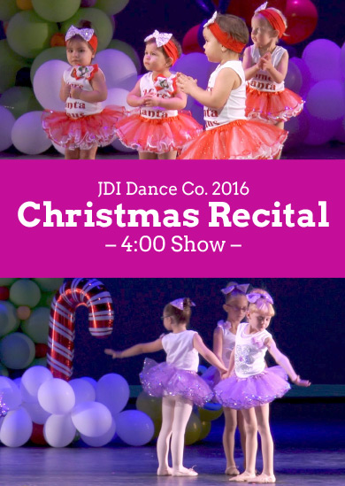 JDI Dance Co. 2016 — Winter (4:00pm Show)