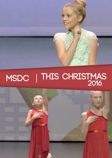 Miss Sue's Dance 2016 — Winter Show