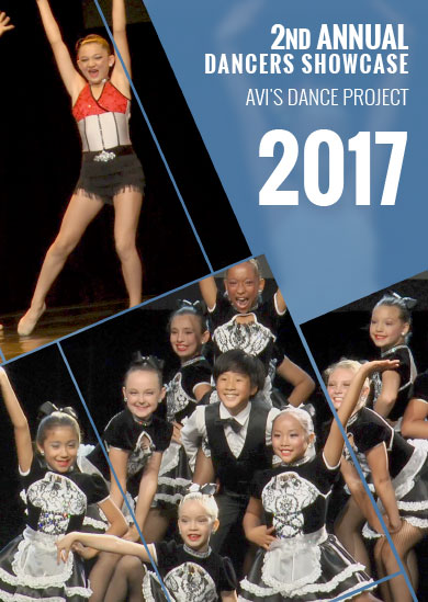 Avi's Dance Project 2017