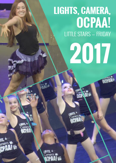 OCPAA 2017 — Show 1: Little Stars (Friday 5:45pm Show)