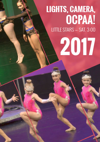 OCPAA 2017 — Show 3: Little Stars (Saturday 3:00pm Show)