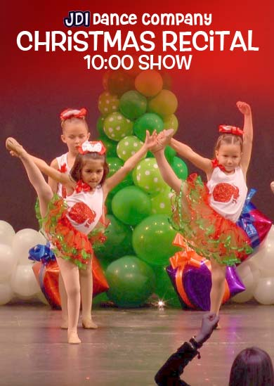 JDI Dance Co. 2017 — Winter (10:00am Show)