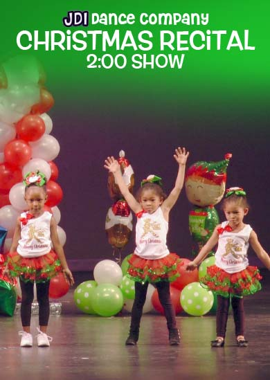 JDI Dance Co. 2017 — Winter (2:00pm Show)