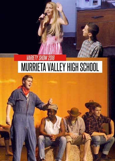 MVHS Variety Show 2018