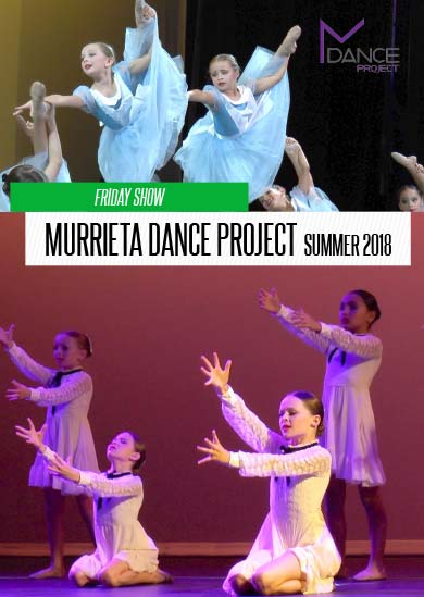 Murrieta Dance Project — Annual Revue 2018 (Friday)