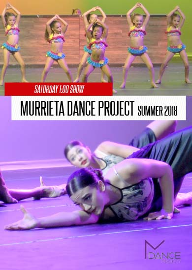 Murrieta Dance Project — Annual Revue 2018 (Saturday 1:00)