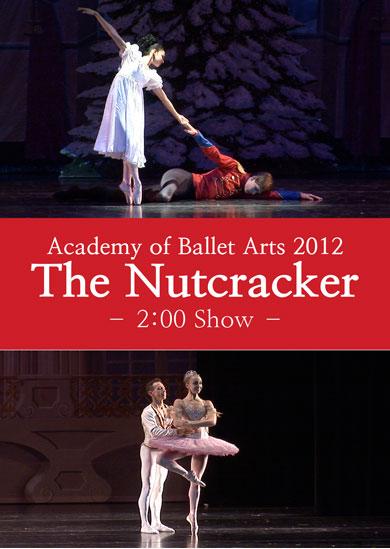 Academy of Ballet Arts — Nutcracker 2012 (Saturday Matinee)