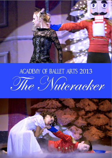 Academy of Ballet Arts — Nutcracker 2013