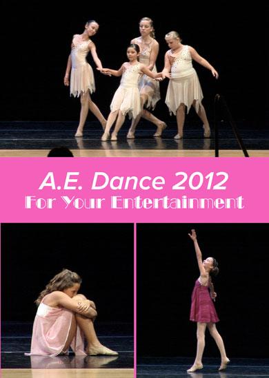 A.E. Dance 2012