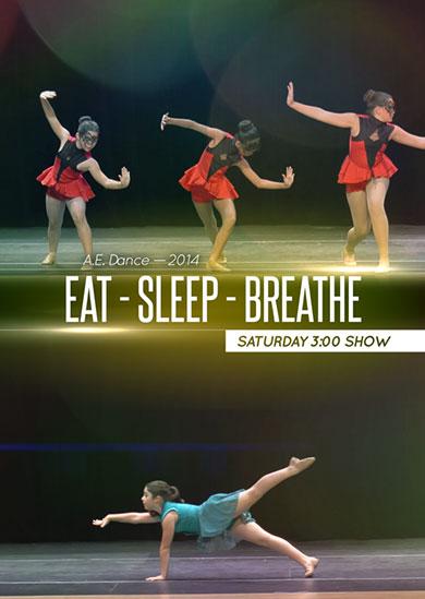 A.E. Dance 2014 (3:00 Show)