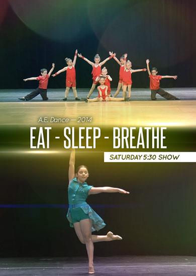 A.E. Dance 2014 (5:30 Show)