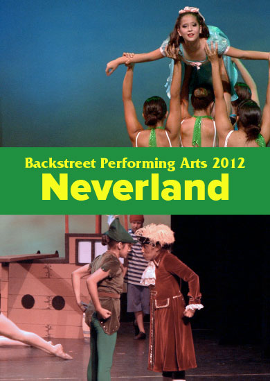 Backstreet Performing Arts — Summer 2012