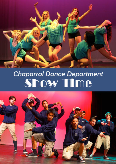 Chaparral High School Dance Production 2012