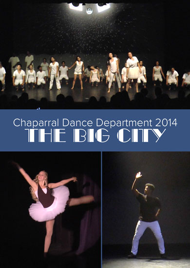 Chaparral High School Dance Production 2014