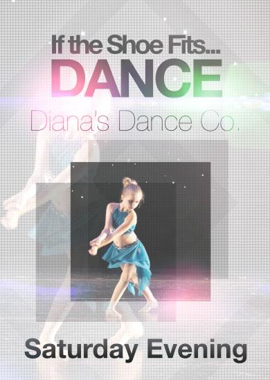Diana's Dance Company 2013 – Saturday Evening