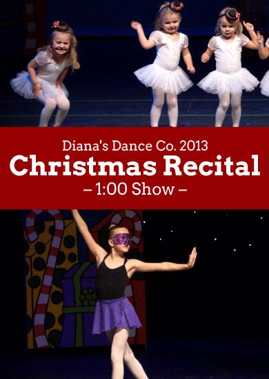 Diana's Dance Company 2013 – Winter (1:00)