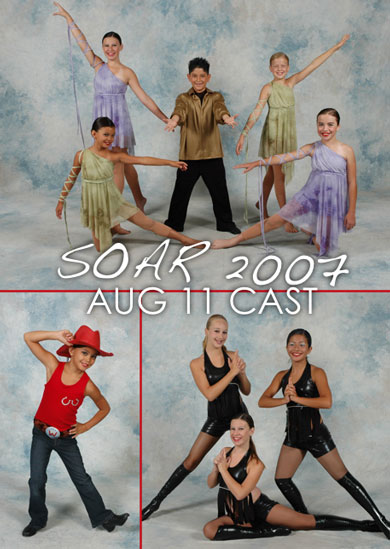 Diamond Valley Dance 2007 – Aug 11