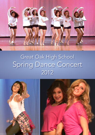 Great Oak Spring Dance Concert 2012