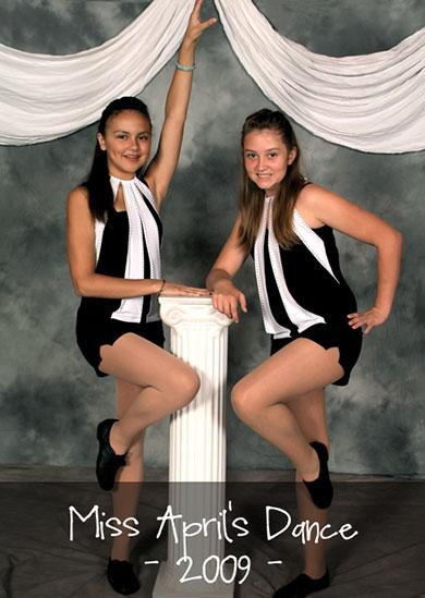 Miss April's Dance 2009