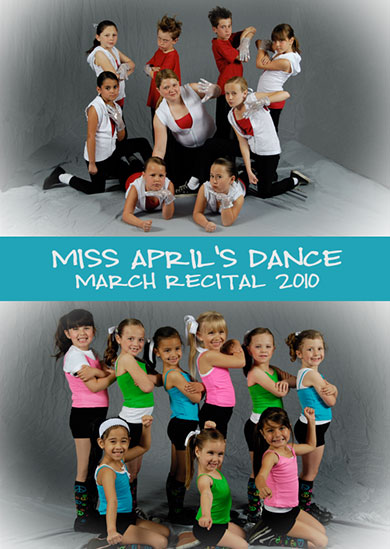 Miss April's Dance 2010
