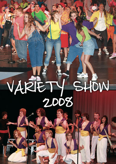 MVHS Variety Show 2008