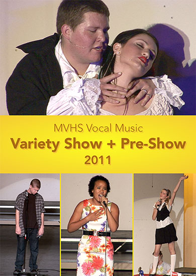 MVHS Variety Show 2011