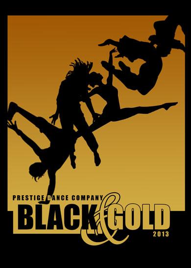 Prestige Dance Company 2013 —Black and Gold