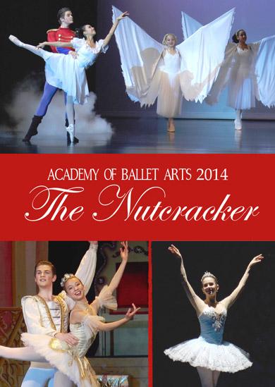 Academy of Ballet Arts — Nutcracker 2014